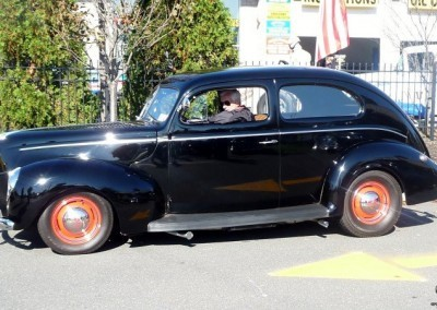 Hot Rods and Race Cars Show at East Neck Auto Service